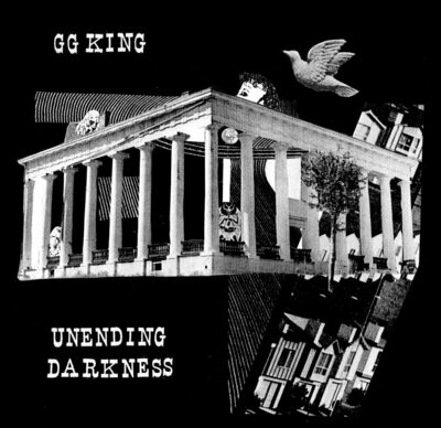 GG King - Unending Darkness [LP]