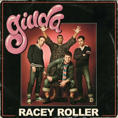 Giuda - Racey Roller [LP], RE