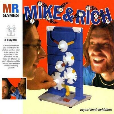 Mike & Rich - Expert Knob Twiddlers [3LP], RE, RM