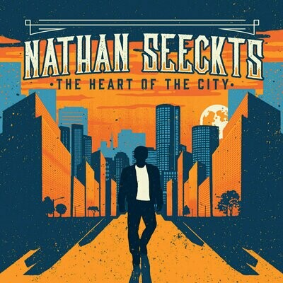 Nathan Seeckts – The Heart Of The City [LP]