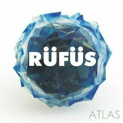 Rufus Du Sol - Atlas (Clear Blue) [LP]