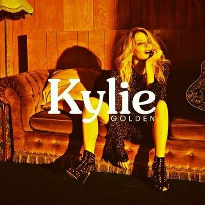 Kylie Minogue - Golden [LP]