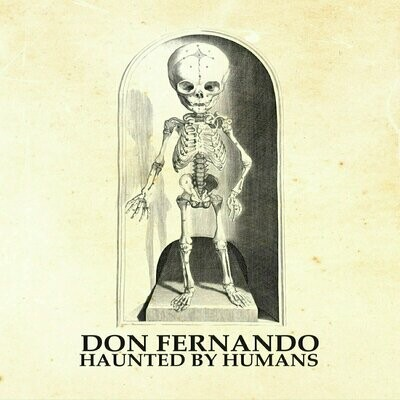 Don Fernando - Haunted By Humans (Red) [LP]