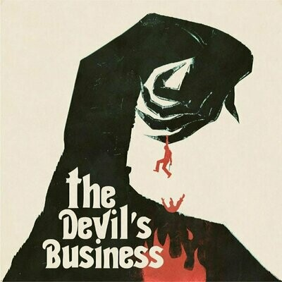 Justin Greaves - The Devil's Business [LP]