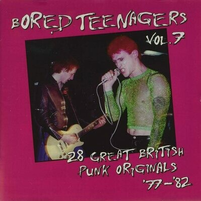 Various – Bored Teenagers Vol. 7 [LP]