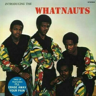 The Whatnauts - Introducing The Whatnauts [LP]