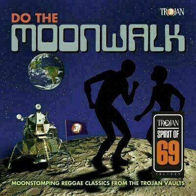 Various - Do The Moonwalk [LP]