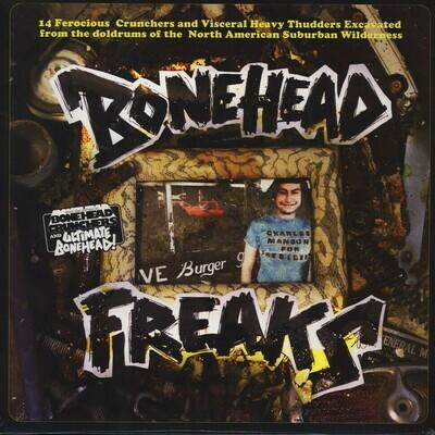 Various - Bonehead Freaks [LP], Comp, Ltd