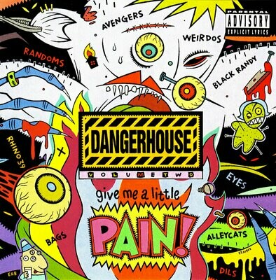 Various - Dangerhouse, Vol. 2 [LP]