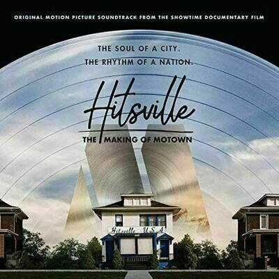 Various - Hitsville: The Making Of Motown OST [LP]