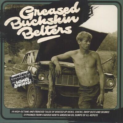 Various - Greased Buckskin Belters [LP], Comp, Ltd