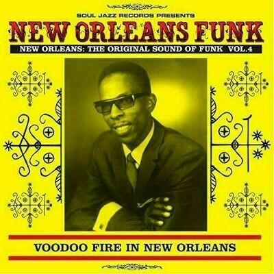 Various - New Orleans Funk 4 [2LP]