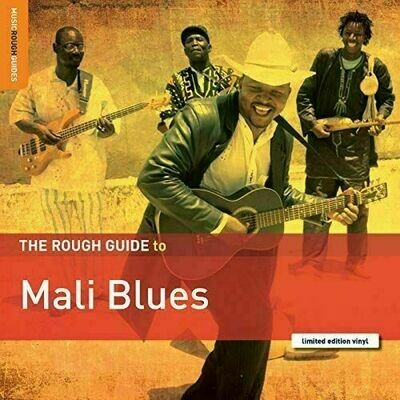 Various - Rough Guide To Mali Blues [LP]
