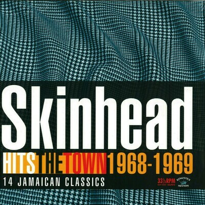 Various - Skinhead Hits The Town 1968-1969 [LP]