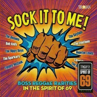 Various - Sock It to Me: Boss Reggae Rarities in The Spirit of '69 [LP]
