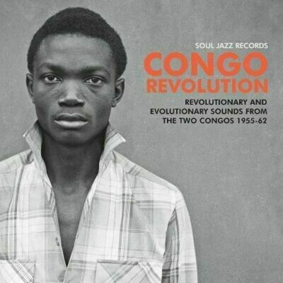 Various - Soul Jazz Presents: Congo Revolution [2LP]