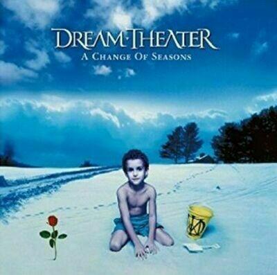 Dream Theater - Change Of Seasons [LP]