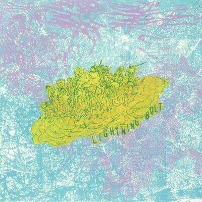 Lighting Bolt - Ride the Skies [LP]