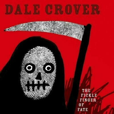 Dale Crover (Melvins) - Fickle Finger Of Fate (White) [LP]