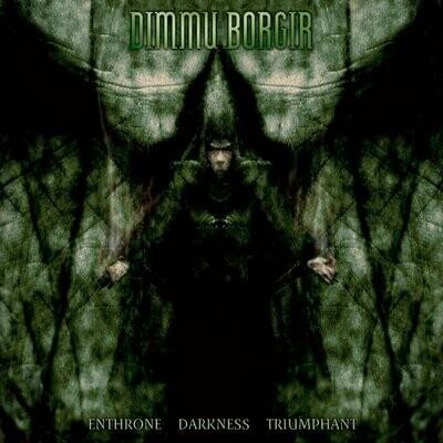 Dimmu Borgir - Enthrone Darkness Triumphant [LP]