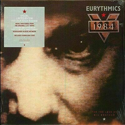 Eurythmics - 1984 (For The Love Of Big Brother) [LP]