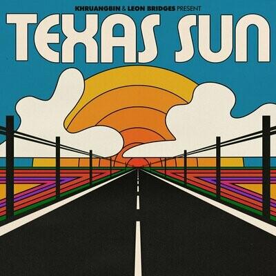 Khruangbin And Leon Bridges - Texas Sun (Orange) [LP]