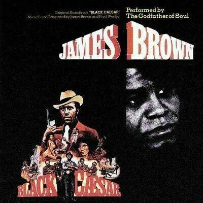 James Brown - Black Caesar OST [LP]