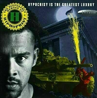 Disposable Heroes Of Hiphoprisy - Hypocrisy Is the Greatest Luxury [2LP]