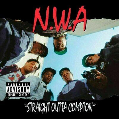 N.W.A. - Straight Outta Compton [LP]