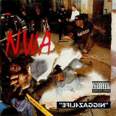 N.W.A. - Efil4zaggin [LP]
