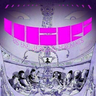 Shabazz Palaces - Quazarz vs. The Jealous Machines (Loser Edition) [LP]