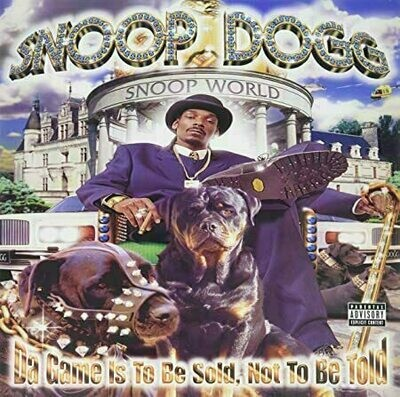 Snoop Dogg - Da Game Is To Be Sold. Not To Be Told [2LP]