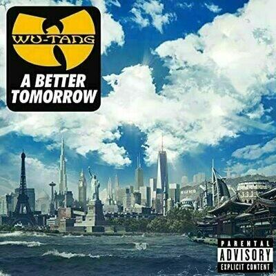 Wu—Tang Clan - A Better Tomorrow [2LP]