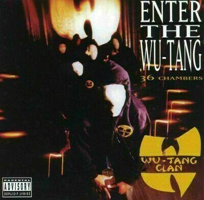 Wu—Tang Clan - Enter the Wu-Tang (36 Chambers) [LP]