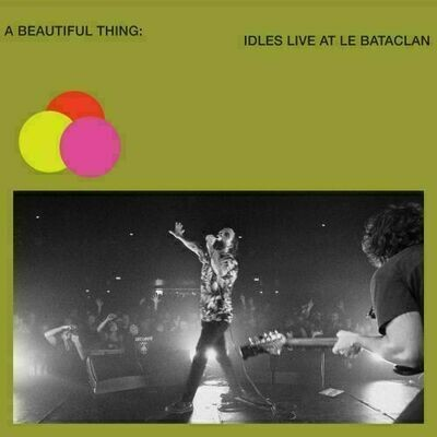 Idles - Beautiful Thing: IDLES Live at Le Bataclan (Neon Clear Lime Green) [2LP]