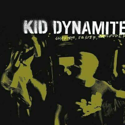 Kid Dynamite - Shorter, Faster, Louder [LP]