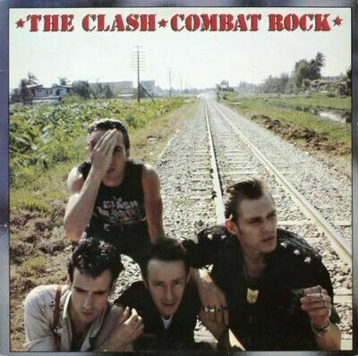 The Clash - Combat Rock [LP]