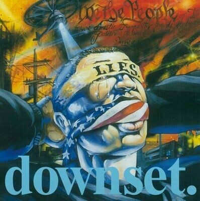 Downset - Downset [LP]