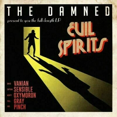 The Damned - Evil Spirits [LP]