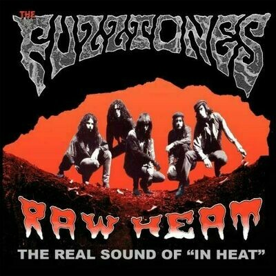 Fuzztones - Raw Heat: Real Sound Of In Heat [LP]