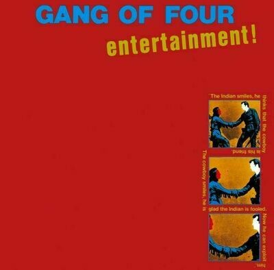 Gang Of Four - Entertainment! [LP]