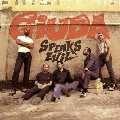 Giuda - Speaks Evil [LP]