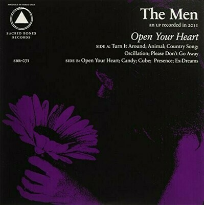The Men - Open Your Heart [LP]