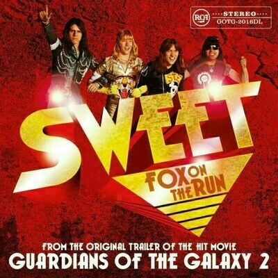 Sweet - Fox On The Run (From The