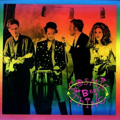 The B 52'S - Cosmic Thing [LP]