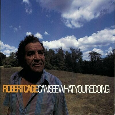 Robert Cage - Can See What You're Doing [LP]