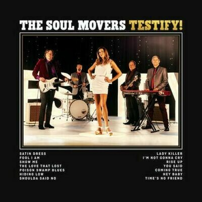 The Soul Movers - Testify! [LP]