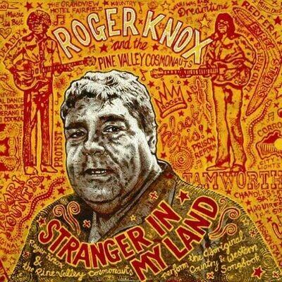 Roger Knox - Stranger In My Land [LP]