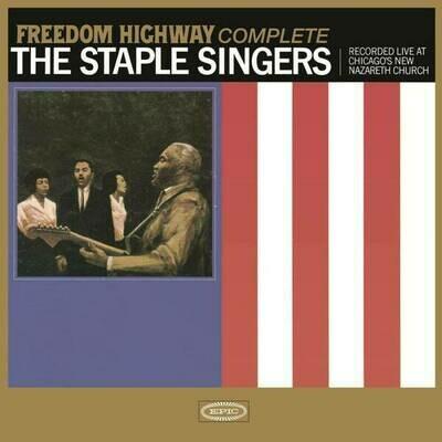 The Staple Singers - Freedom Highway [2LP], RE