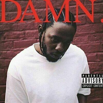 Kendrick Lamar - Damn [2LP]